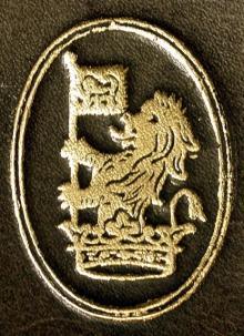 Rylands, John Paul (1846 - 1923) (Stamp 1)