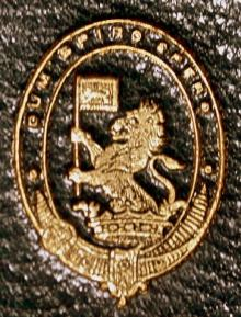 Rylands, Thomas Glazebrook (1818 - 1900) (Stamp 1)