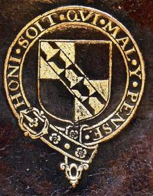 Sackville, Thomas, 1st Earl of Dorset (1536 - 1608) (Stamp 1)