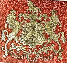 Saddlers Company London (Stamp 1)