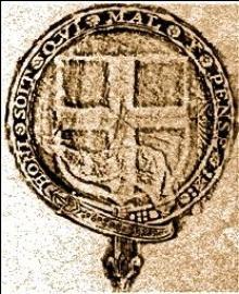 Saint George's Chapel Windsor (Stamp 2)
