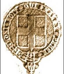 Saint George's Chapel Windsor (Stamp 4)