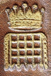 St John's College Cambridge (Stamp 3)