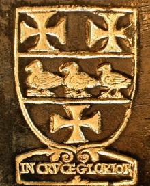 Samways, Peter (1615 - 1693) (Stamp 1)