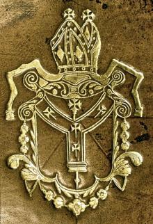 Sancroft, William, Archbishop of Canterbury (1617 - 1693) (Stamp 1)