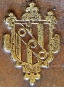 Sanderson, Thomas (1570-1642)  (Stamp 1)