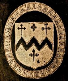 Sandys, George (1578 - 1644) (Stamp 1)