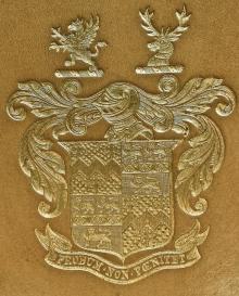 Sandys, Michael Edwin Marcus, 5th Baron Sandys, of Ombersley (1855 - 1948) (Stamp 1)
