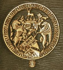 Scott, Charles William Henry Montagu Douglas, 4th Duke of Buccleuch  (1772 - 1819) (Stamp 1)