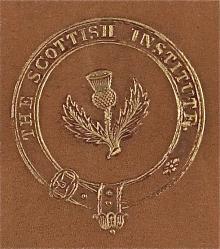 Scottish Institute (Stamp 1)