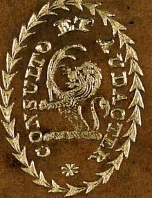 Scott-Plummer, Charles (1821 - 1880) (Stamp 1)