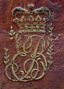 Scott, Elizabeth, Duchess of Buccleuch (1743 - 1827) (Stamp 1)