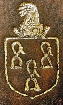 Scudamore, John, Viscount Scudamore (1601 - 1671) (Stamp 1)