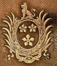 Sebright, John Saunders, Sir, 7th Baronet, of Besford (1767 - 1846) (Stamp 1)