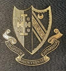 Selwyn College Cambridge (Stamp 3)