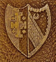 Selwyn College Cambridge (Stamp 4)