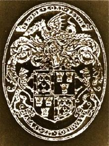 Seton, George, 5th Lord (1531 - 1586) (Stamp 1)