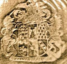 Seymour, Edward, Sir (1529 - 1593) (Stamp 1)