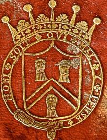 Sheffield, John, 1st Duke of Buckingham and Normanby  (1648 - 1721) (Stamp 1)