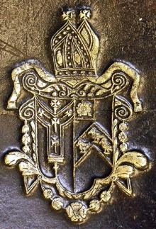 Sheldon, Gilbert, Archbishop of Canterbury (1598 - 1677) (Stamp 1)