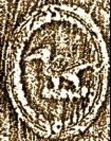 Sheldon, Ralph (1623 - 1684) (Stamp 6)