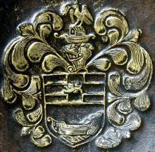 Shipwrights Company of London (Stamp 1)