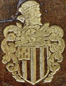 Shirley, Robert, Sir, 4th Baronet (1629 - 1656) (Stamp 2)