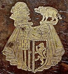 Shirley, Thomas, Sir (1590 - 1654) (Stamp 1)