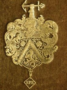Shoppee, Charles John (1824 - 1897) (Stamp 1)