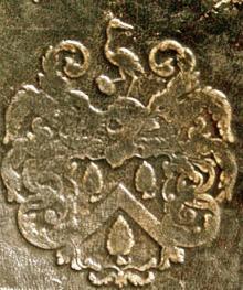 Shower, Bartholomew, Sir (1658 - 1701) (Stamp 1)