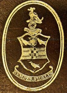 Smith, John, Sir, 1st Baronet (1744 - 1807) (Stamp 1)