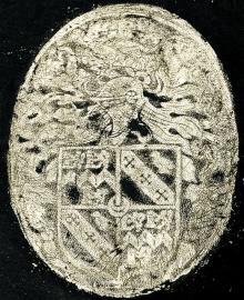 Smyth, Thomas, Sir, 1st Baronet (Stamp 1)