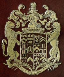 Smythe, Percy Clinton Sydney, 6th Viscount Strangford  (1780 - 1855) (Stamp 1)