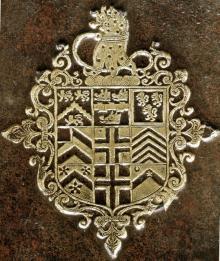Smythe, Thomas, 1st Viscount Strangford  (Stamp 1)