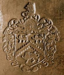 Smythe, Thomas, Sir (1558 - 1625) (Stamp 1)