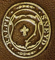 Sneyd, Ralph (1793 - 1870) (Stamp 1)