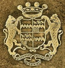 Somers, John, Baron Somers (1651 - 1716) (Stamp 1)