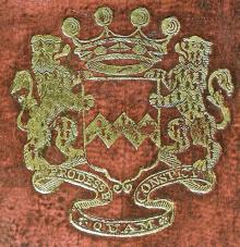 Somers, John, Baron Somers (1651 - 1716) (Stamp 2)
