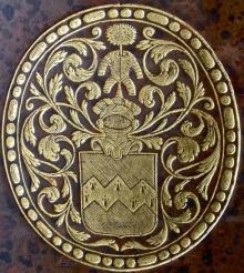Somers, John, Baron Somers (1651 - 1716) (Stamp 4)