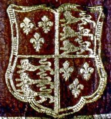Somerset, Henry, 2nd Duke of Beaufort (1684 - 1714) (Stamp 1)