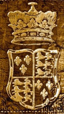 Somerset, Henry, 2nd Duke of Beaufort (1684 - 1714) (Stamp 3)
