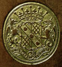 Spencer, Charles, 3rd Earl of Sunderland (1674 - 1722) (Stamp 2)