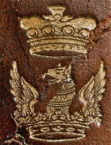 Spencer, Francis Almeric, 1st Baron Churchill (1779 - 1845) (Stamp 1)