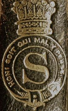 Spencer, George John, 2nd Earl Spencer (1758 - 1834) (Stamp 11)
