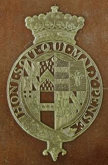 Spencer, George John, 2nd Earl Spencer (1758 - 1834) (Stamp 2)