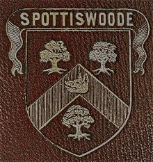 Spottiswoode, John (1780 - 1866) (Stamp 1)