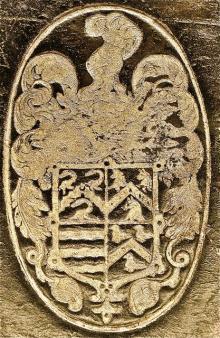 Squire, Scipio (1579-1659)  (Stamp 2)