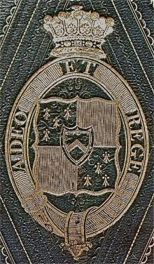 Stanhope, Charles, 3rd Earl of Harrington  (1753 - 1829) (Stamp 2)