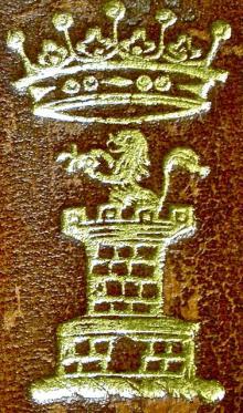 Stanhope, Charles, 3rd Earl of Harrington  (1753 - 1829) (Stamp 4)