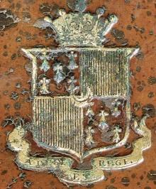 Stanhope, Philip Henry, 5th Earl Stanhope (1805 - 1875) (Stamp 1)